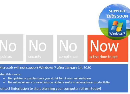 Windows 7 End of Support Graphic